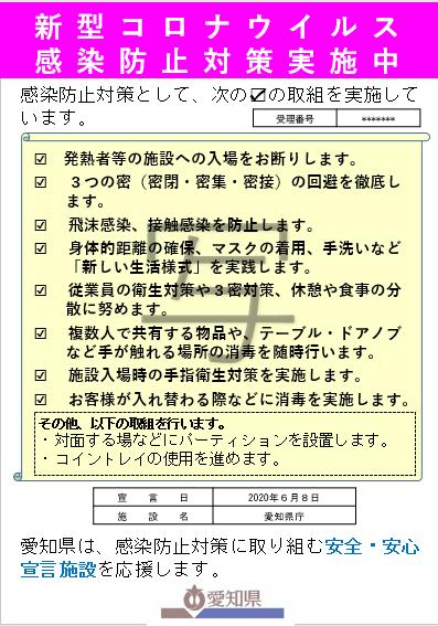 県 新型 コロナ ウイルス 最新 愛知